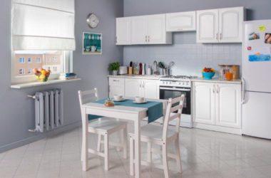 Jaki kolor na ściany w pokoju i kuchni?