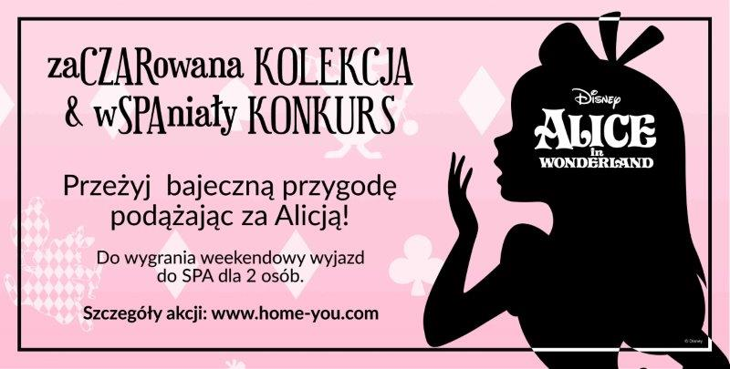 Alicja - konkurs home&you