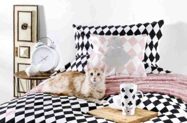 W stylu Alicji w Krainie Czarów – dodatki do mieszkania