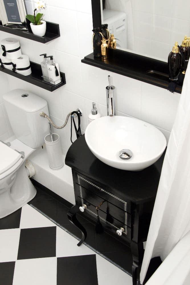 Nowa umywalka to model nablatowy