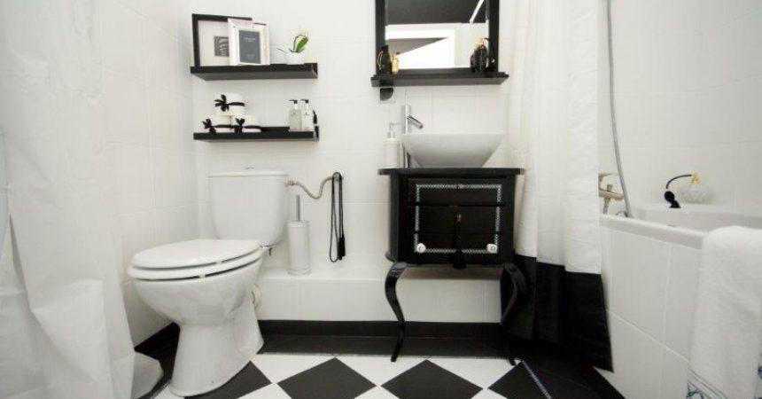 Metamorfoza Małej łazienki łazienka