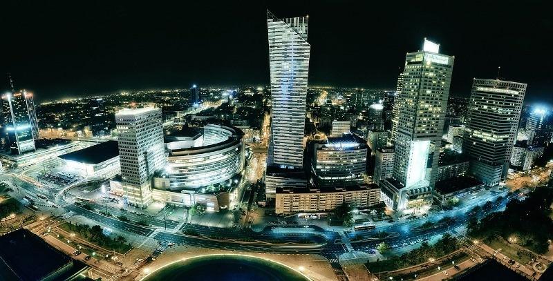 Warszawa lokalizacje