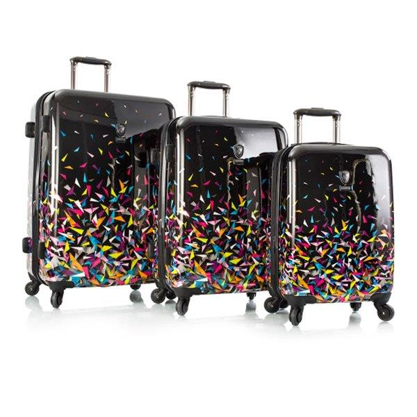 Karim Rashid HEYS Supernova Luggage Collection
