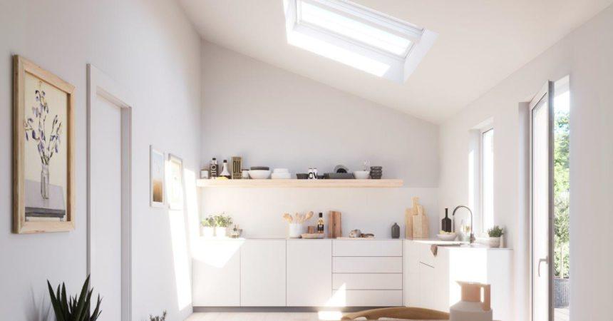 Czy Okna Dachowe W Kuchni I łazience Muszą Parować Najnowsze