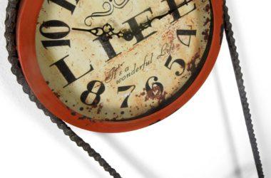 Bądź zawsze na czas z… designerskim zegarem ściennym!