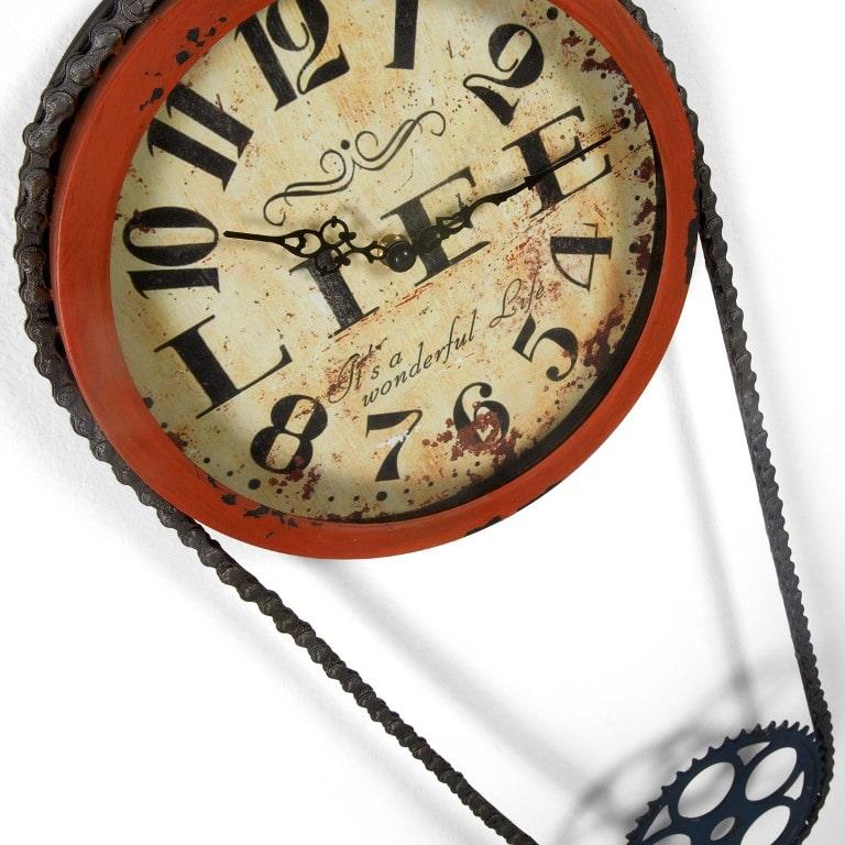Zegar ścienny Anik LaForma, wysokość 71 cm