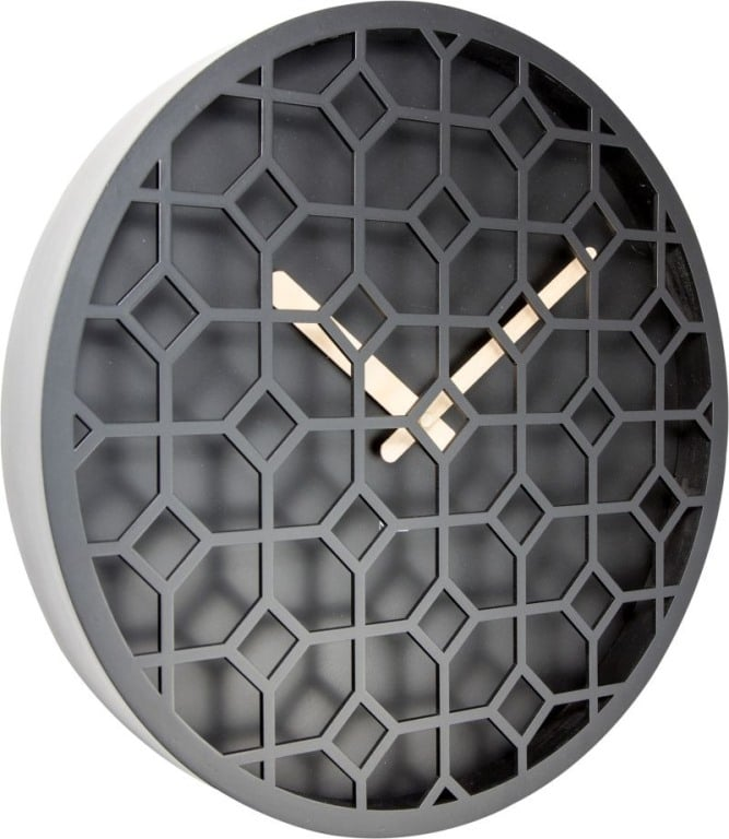 Zegar ścienny Discrete 36 cm