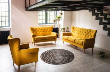 Idealny komplet wypoczynkowy do twojego mieszkania