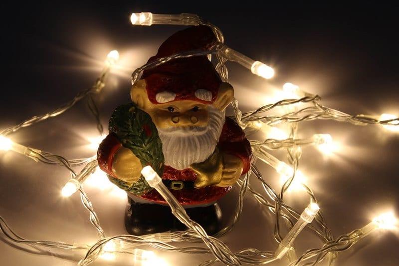 Mikołaj w świetle