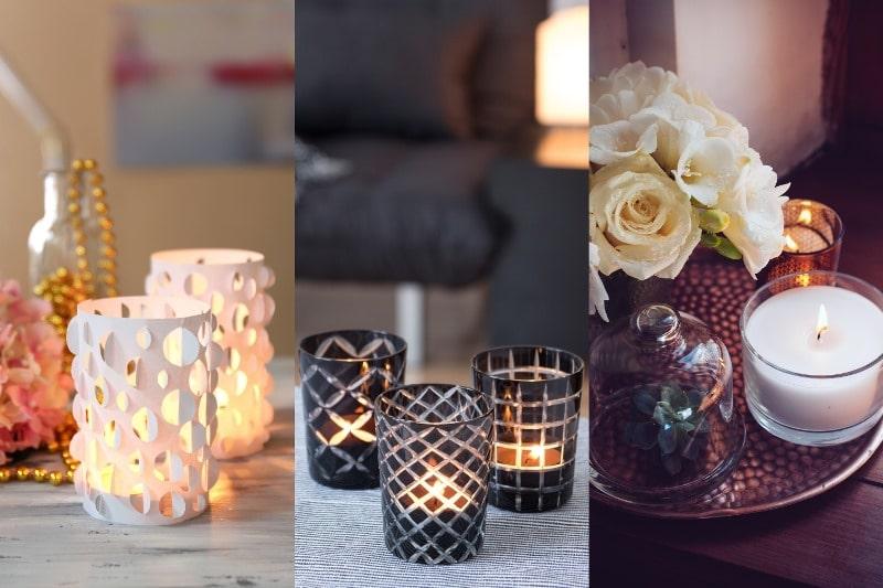 świece Zapachowe Dekoracja I Nastrój W Mieszkaniu Dekoracje