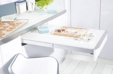 Sprytne pomysły do kuchni, pokoju, szaf w małym mieszkaniu