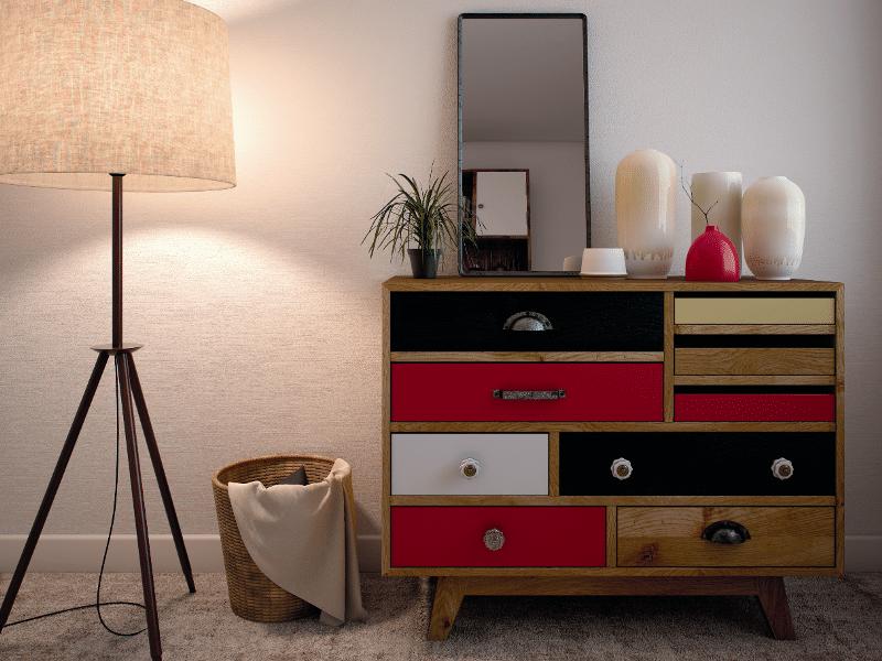 Beckers Designer Universal_kolor Red Deluxe