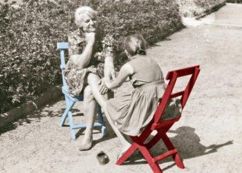 Odnawianie starych mebli i drobiazgów