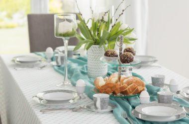 Wielkanoc 2018 – jak udekorować stół?