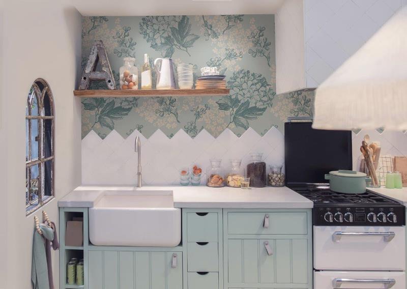 PIXERS - subtelne kolory w kuchni
