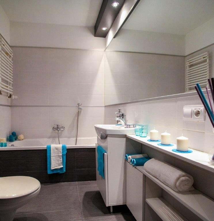 LED dobrze zdaje egzamin w łazience
