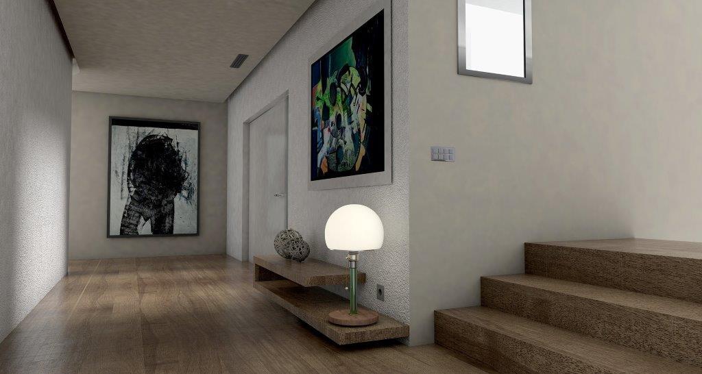 Delikatne światło LED
