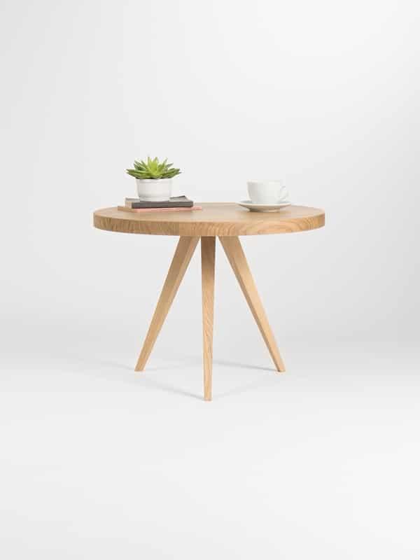 stolik dębowy Mo Woodwork