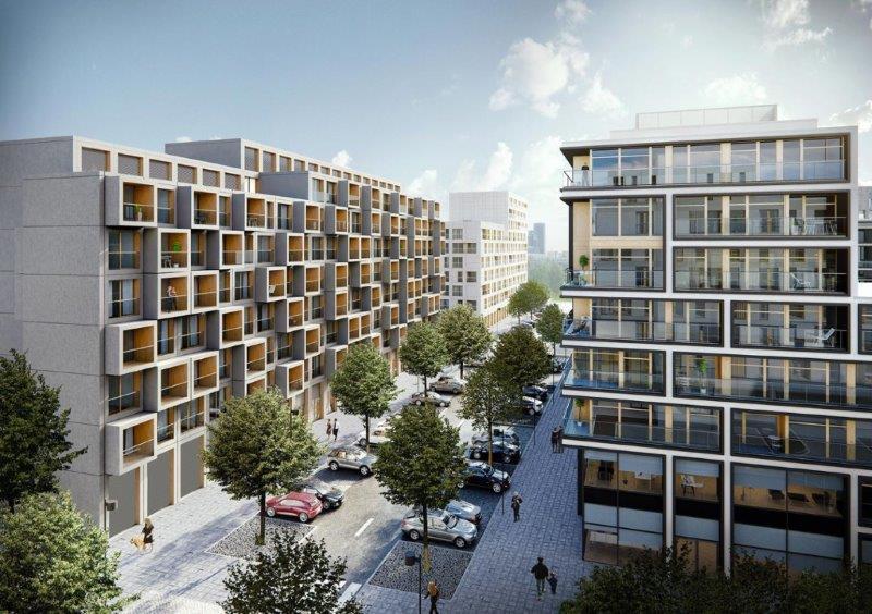 19 dzielnica - mieszkania w Warszawie