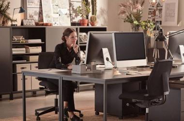 Idealne biurko do pracy – czyli jakie?