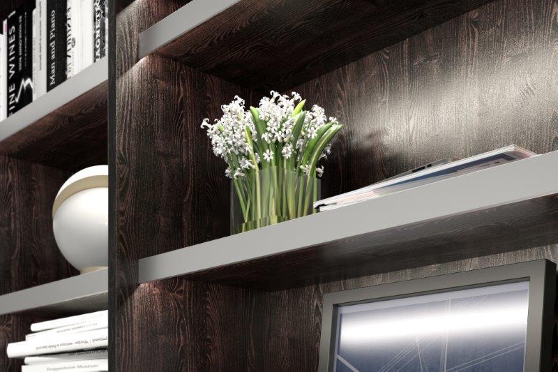Aluminiowe profile do oświetlenia LED