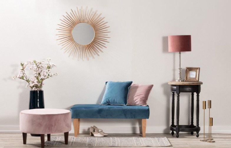 Tkaniny dekoracyjne – miękkie, kolorowe, modne