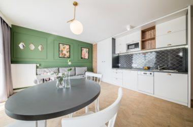 Mieszkanie w stylu art deco – nowoczesne wydanie