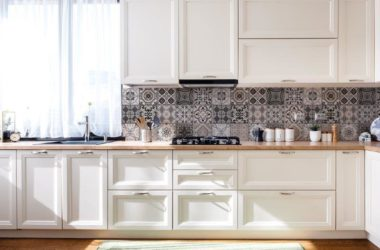 Fototapeta do kuchni – nad blatem i nie tylko