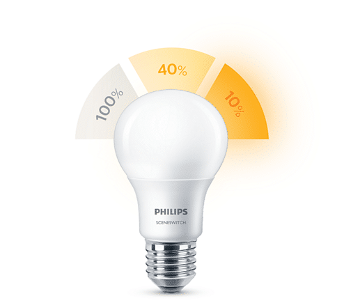 Żarówka Philips LED SceneSwitch