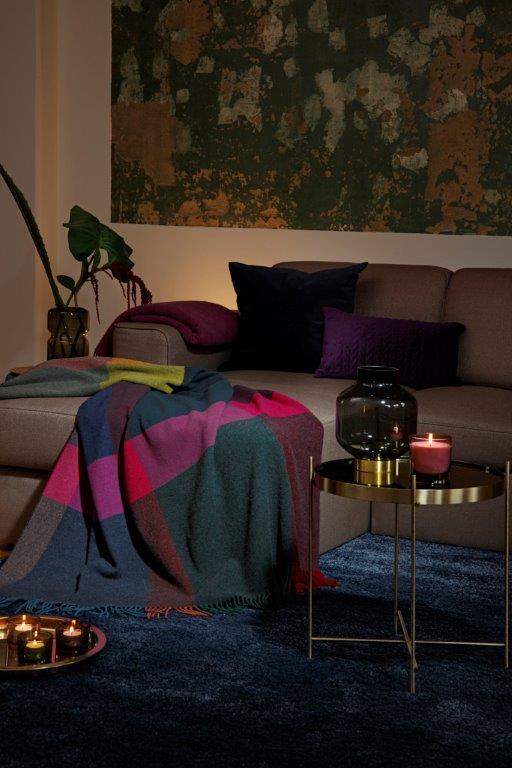 Almidecor.com - Biederlack Dark Velvet