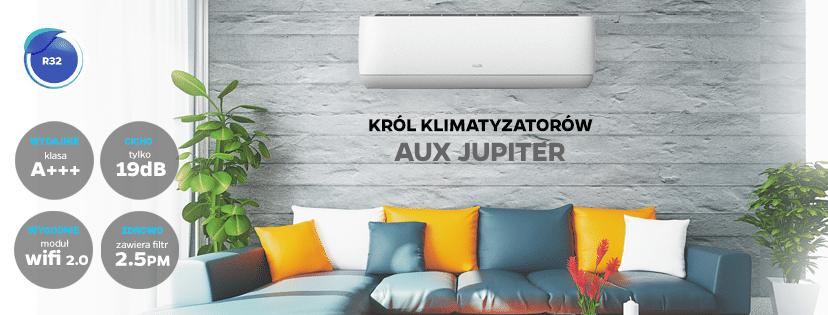Klimatyzator ścienny AUX JUPITER