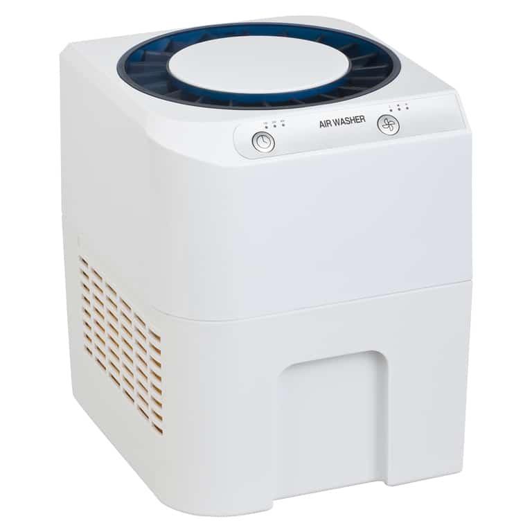 Nawilżacz i oczyszczacz powietrza, 25W. 270 zł.