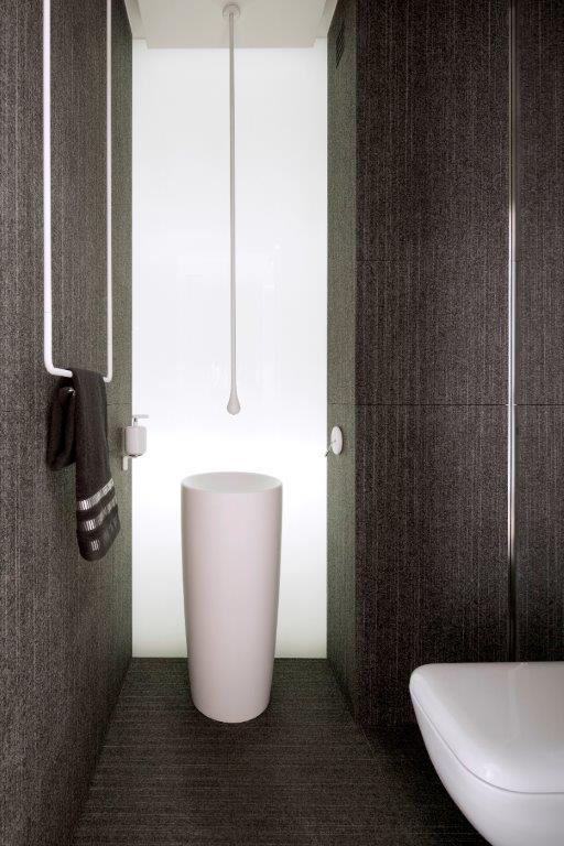 Inter Arch toaleta