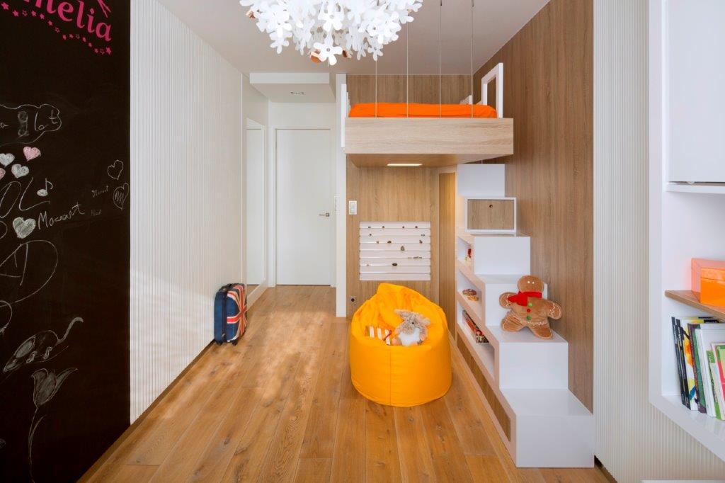 Inter Arch pokój dziecięcy