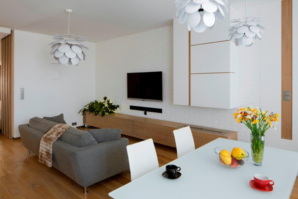 Inter Arch - projekt salonu