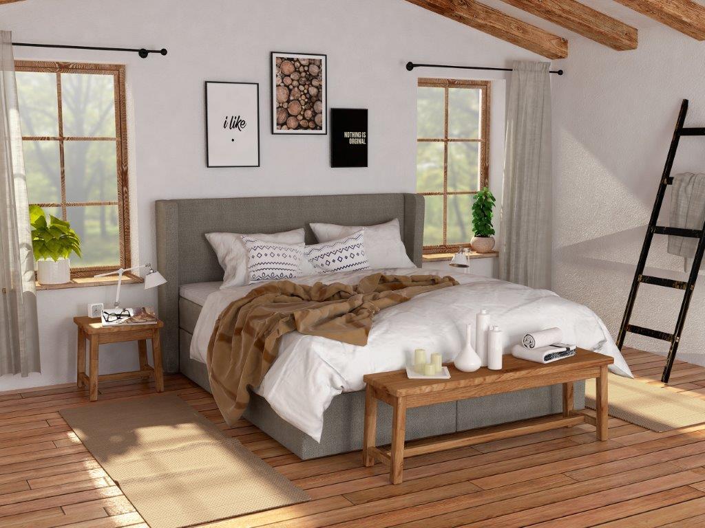 Łóżko Hilding Vintage