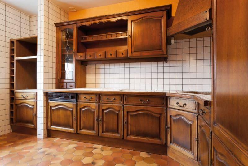Kuchnia przed metamorfozą