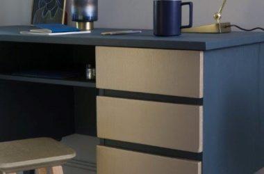 Farby metaliczne do malowania mebli drewnianych i laminowanych
