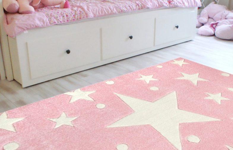 Jak ocieplić pokój pociechy? Wybór dywanu dla dzieci