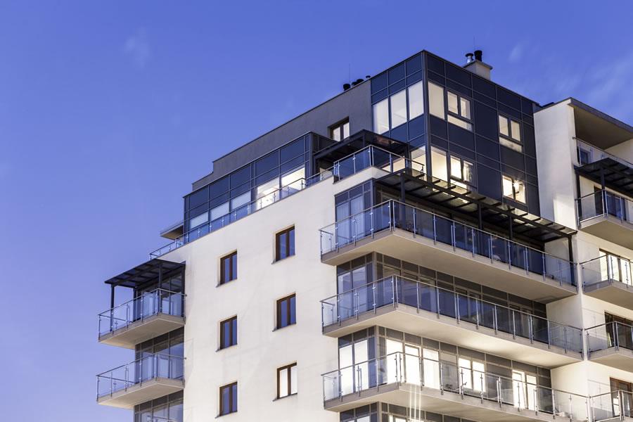 Oświetlenie balkonów