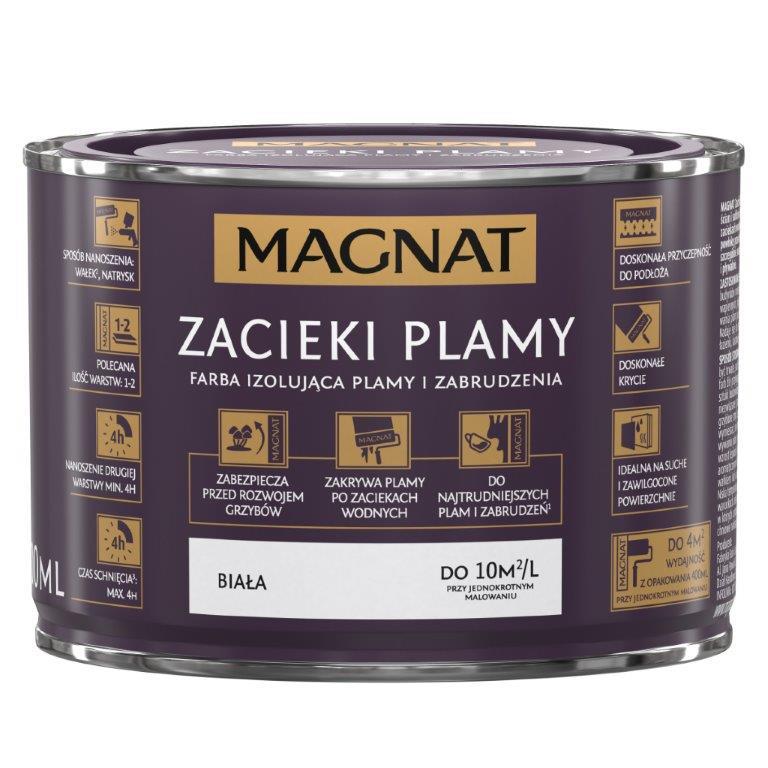 MAGNAT_ZACIEKI I PLAMY_farba izolujaca_400ml