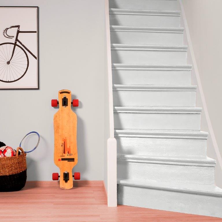Dulux Szybka Odnowa podłogi i schody - biały