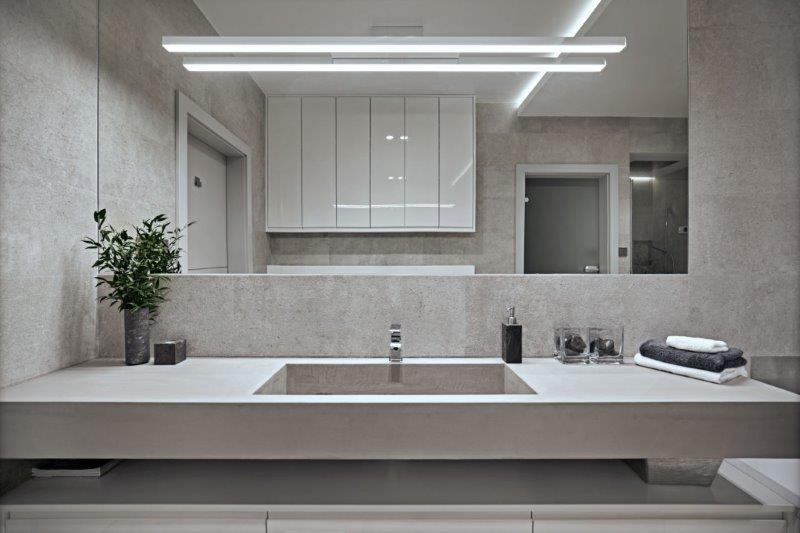 Łazienka projekt Kaza Interior Design 11