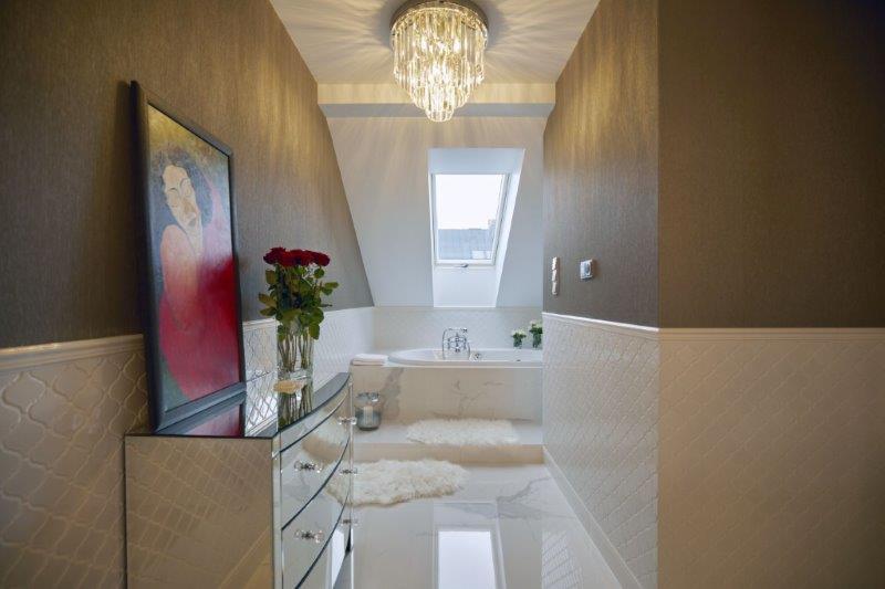 Łazienka projekt: Kaza Interior Design