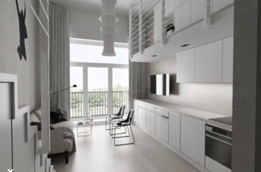 Mikromieszkanie, czyli 25 metrów kwadratowych