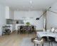 Mieszkanie 74 metry – nowoczesne, z nutą industrialną