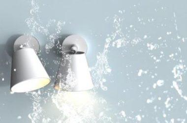Jak dobrać kinkiety do łazienki