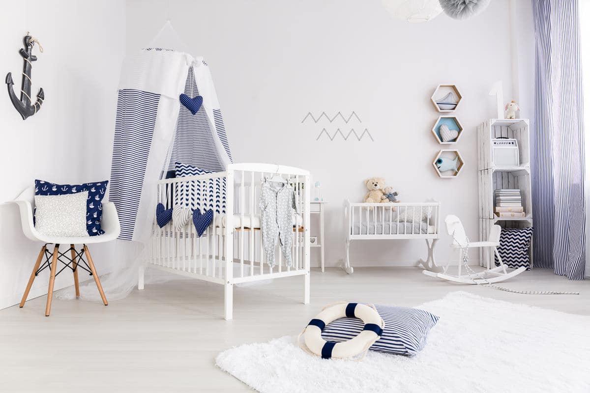 Ładny pokój dla dziecka