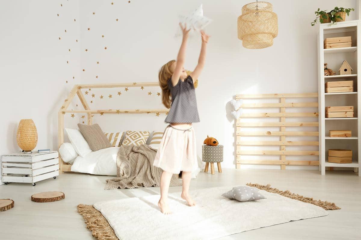 Ładny pokój dziecka