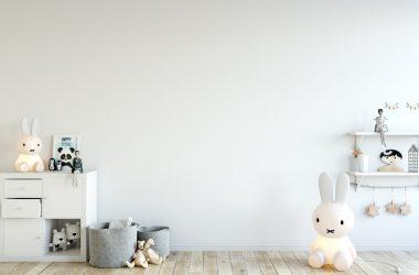 Pomysły na kolorowy pokój dziecięcy